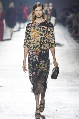 Dries Van Noten SS14 via Vogue