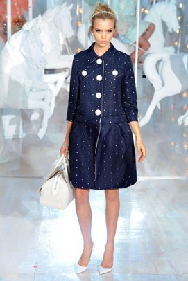 Louis Vuitton SS12 via Vogue
