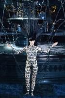 Edie Campbell, Louis Vuitton SS14, via Vogue