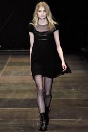 Saint Laurent AW13 via Vogue UK