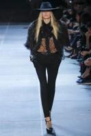 Saint Laurent SS13 via Vogue UK