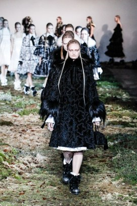 Alexander McQueen AW14 via Vogue.co.uk