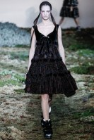 Alexander McQueen AW14 via Vogue.co.uk